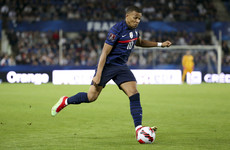 Mbappe to miss World Cup qualifiers after withdrawing from France squad with injury