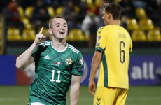 Northern Ireland breathe life into World Cup qualifying campaign with 4-1 win