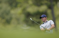 Cantlay leads by two shots at Tour Championship while McIlroy has mixed first round