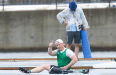 Paralympic Breakfast: Pat O'Leary wins B final in Tokyo