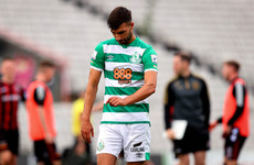 Daniel Mandroiu handed one-game ban for reaction to Bohemians' fans