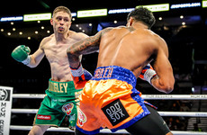 Hearn confirms offer to Jason Quigley to fight for middleweight world title