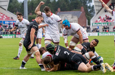 Fans flock back to the Kingspan but Ulster lose out to Saracens