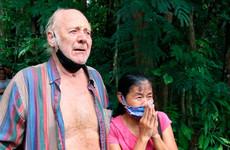 British pensioner found safe after three days lost in Thai jungle