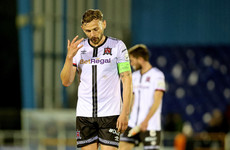 Dundalk remain 9th as they're left frustrated in Waterford