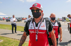 Raikkonen to miss Dutch GP after testing positive for Covid-19