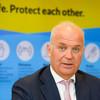 Coronavirus: 1,703 new cases confirmed in Ireland