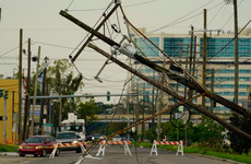 One million people without power as Biden visits areas devastated by Hurricane Ida