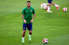 Troy Parrott starts as Kenny makes three changes for Azerbaijan test