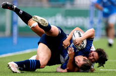 Leinster storm to 45-point win over Ulster in interpros