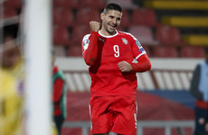 Serbia storm to 4-1 win over Luxembourg to move nine points clear of Ireland