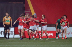 Munster turn up the heat in the final quarter to see off Connacht