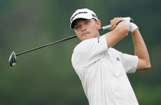 Nicolai Hojgaard takes narrow third-round lead in Italian Open