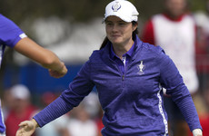Leona Maguire's dream start on day one of Solheim Cup gets better and better