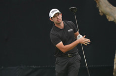 Cantlay leads Rahm by two at Tour Championship