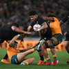 New Zealand defeat Wallabies to complete Bledisloe Cup clean sweep