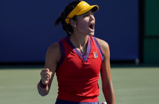 18-year-old teenage sensation lights up US Open with emphatic win