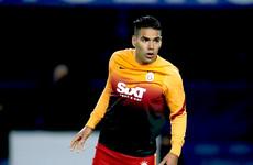 Former Man United and Monaco striker Falcao makes La Liga return