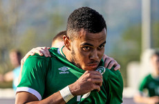 Aston Villa teenager delighted with first Ireland U21 goal