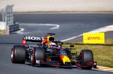 Home favourite Verstappen snatches world championship lead after Dutch Grand Prix win
