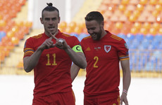 Gareth Bale's hat-trick snatches Wales victory