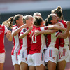 Katie McCabe registers assist as Arsenal down defending WSL champions Chelsea