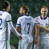 Ferguson marks 50th Northern Ireland cap with match-winning wonder strike