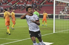Italy break world record for longest unbeaten run while Germany pick up 6-0 win