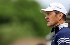 Jack O'Connor steps down as Kildare manager