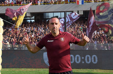 Ribery joins Serie A newcomers aged 38