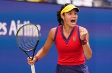 Emma Raducanu hammers Shelby Rogers to reach US Open quarter-finals