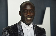 Tributes paid to The Wire and Boardwalk Empire actor Michael K Williams