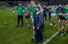 'I haven't looked at that stuff' - Limerick star Lynch on backroom team rumours