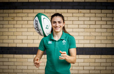 Three uncapped players included in 28-woman squad for Ireland's Rugby World Cup qualifiers