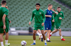 Omobamidele makes full debut as Kenny makes four changes for Serbia clash