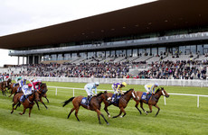 We're giving away 100 pairs of tickets to an action-packed weekend of racing at the Curragh