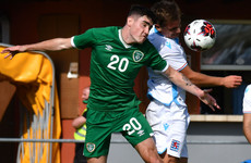Ireland U21s left frustrated by Luxembourg