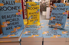 'Sally Rooney day': Buzz in bookshops as author's much-anticipated new novel lands on shelves