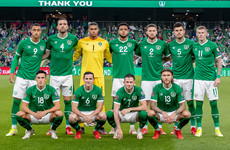 Player ratings: How the Boys in Green fared against Serbia