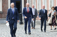 'There can be no doubt about how appointments are made': Taoiseach reacts to Coveney's apology