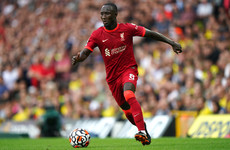 Liverpool's Keita heading back to Europe after escaping Guinea's military coup