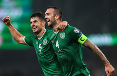 Hapless Serbia own-goal and Bazunu heroics earn Ireland late draw