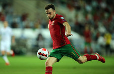Portugal still in control of Ireland's qualifying group after win over Azerbaijan
