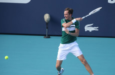 Second seed Medvedev advances to US Open semi-finals