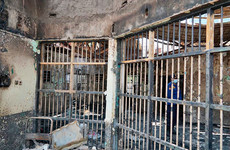 41 inmates killed and 80 injured in fire at overcrowded Indonesian prison