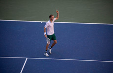 Medvedev through to third straight US Open semi-final as Canadian teen star also advances