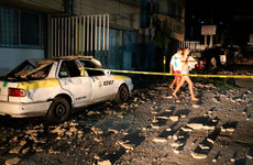 At least one dead as powerful 7.1-magnitude earthquake hits Mexico