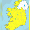 Thunder and rain warnings issued for entire country amid flooding risk