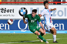 Bittersweet Ireland U21s debut for Bohs youngster