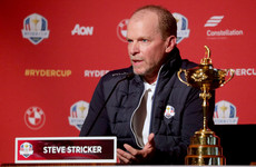 Stricker admits losing sleep over Reed omission as US Ryder Cup captain makes wildcard picks